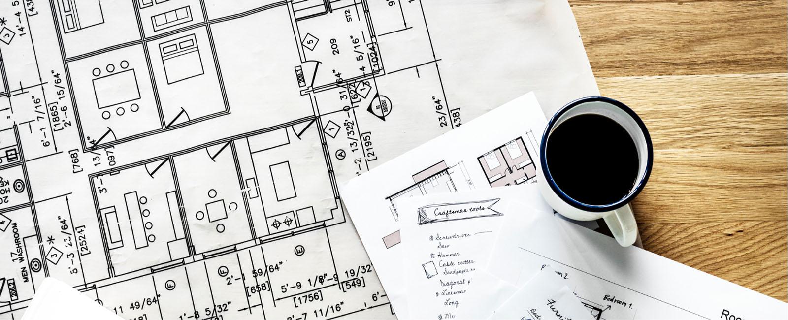 Interior draft plan image