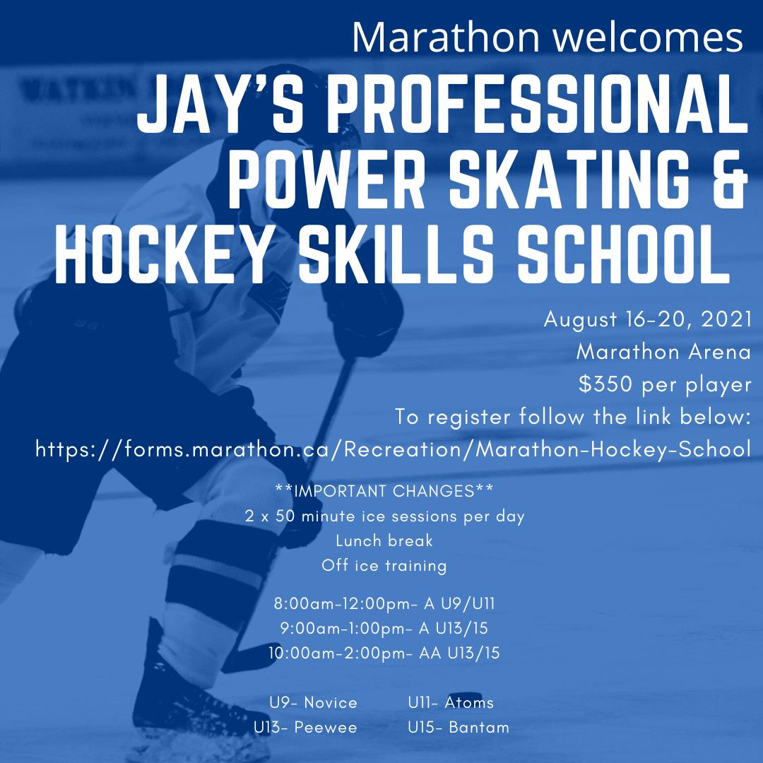 Fox School of Hockey Poster